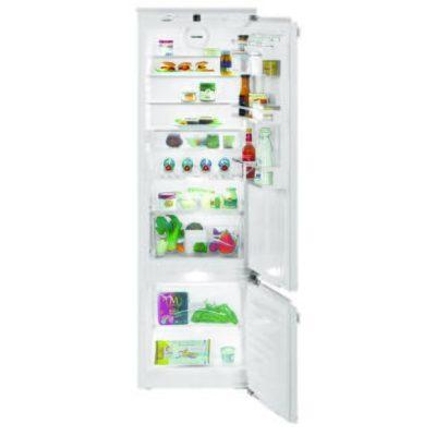 Liebherr ICBP 3266 Beépíthető alul fagyasztós hűtőszekrény, bútorlap nélkül