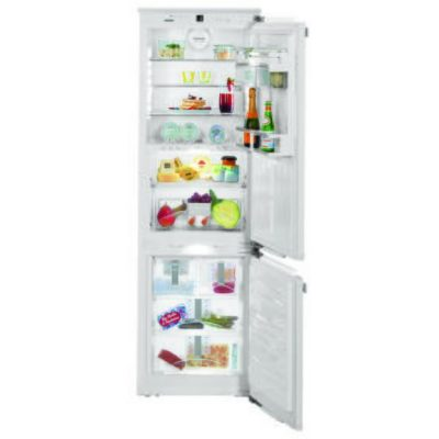 Liebherr ICBN 3386 Beépíthető alul fagyasztós hűtőszekrény, bútorlap nélkül