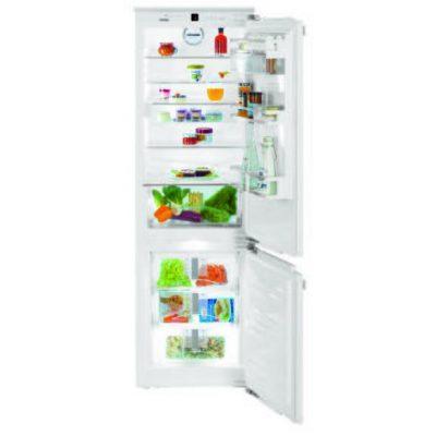 Liebherr ICN 3376 Beépíthető alul fagyasztós hűtőszekrény, bútorlap nélkül