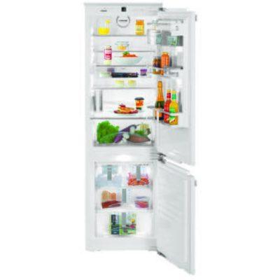 Liebherr ICN 3386 Beépíthető alul fagyasztós hűtőszekrény, bútorlap nélkül