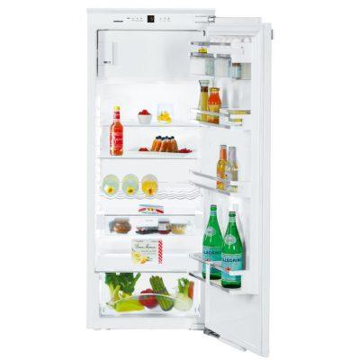 Liebherr IK 2764 Beépíthető egyajtós hűtőszekrény fagyasztóval, bútorlap nélkül