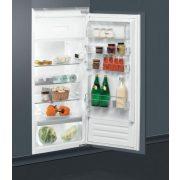 Whirlpool ARG 8612/A+ Beépíthető egyajtós hűtőszekrény fagyasztóval