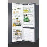 Whirlpool SP40 801 EU Beépíthető alul fagyasztós hűtőszekrény