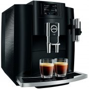 Jura E80 Őrlőműves automata kávéfőző