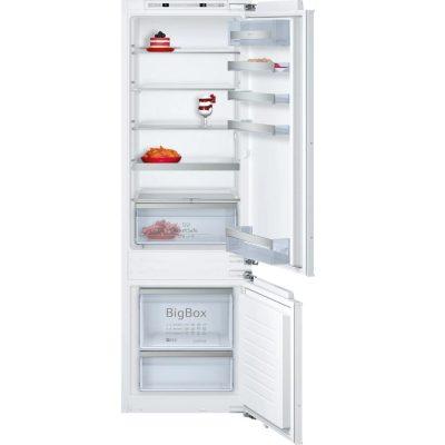 Neff KI6876F30 Beépíthető Alulfagyasztós hűtőszekrény, bútorlap nélkül