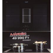Cata AS 750 Beépíthető Indukciós főzőlap