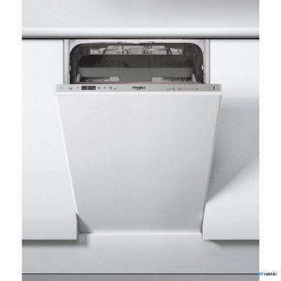 Whirlpool WSIC 3M27 C Beépíthető mosogatógép, bútorlap nélkül