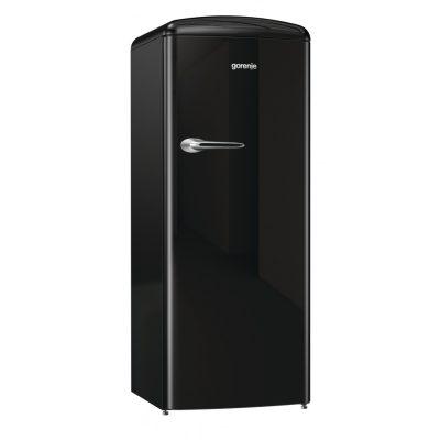 Gorenje ORB153BK Egyajtós hűtőszekrény fagyasztóval