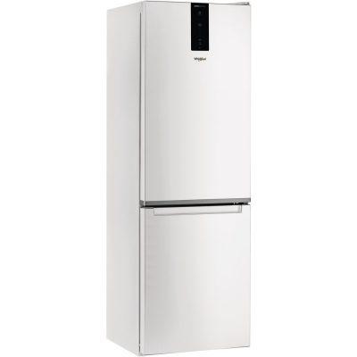 Whirlpool W7 821O W Alulfagyasztós hűtőszekrény