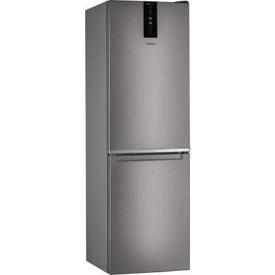 Whirlpool W7 831T MX Alulfagyasztós hűtőszekrény