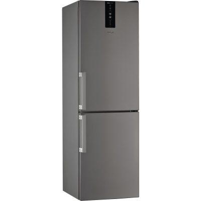Whirlpool W7 831T OX H Alulfagyasztós hűtőszekrény
