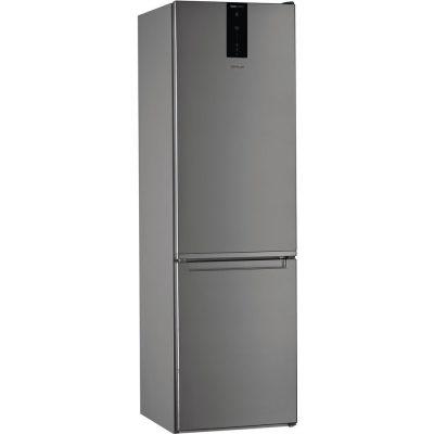 Whirlpool W7 921O OX Alulfagyasztós hűtőszekrény
