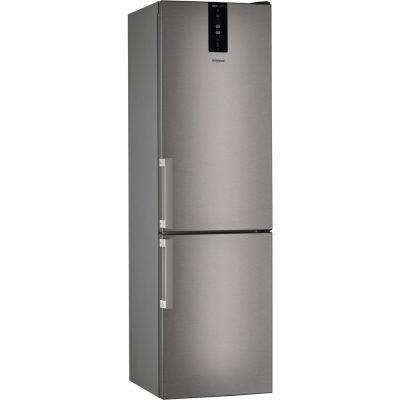 Whirlpool W7 931T OX H Alulfagyasztós hűtőszekrény