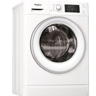 Whirlpool FWDD117168WS EU Elöltöltős mosó-szárítógép