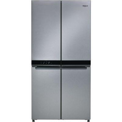 Whirlpool WQ9 B2L 4 ajtós hűtőszekrény fagyasztóval