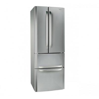 Whirlpool W4D7 AAA X C 4 ajtós hűtőszekrény fagyasztóval