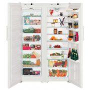 Liebherr SBS 7212 Side-by-side hűtőszekrény