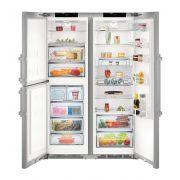 Liebherr SBSes 8483 Side-by-side hűtőszekrény