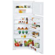 Liebherr ICTS 2231 Felülfagyasztós hűtőszekrény, bútorlap nélkül