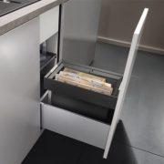 Blanco Select Flexon II 30/2 Szelektív hulladékgyűjtő