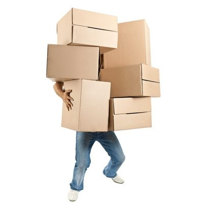 Csomagoló anyag elszállítása (Full extrás házhozszállítás már tartalmazza)