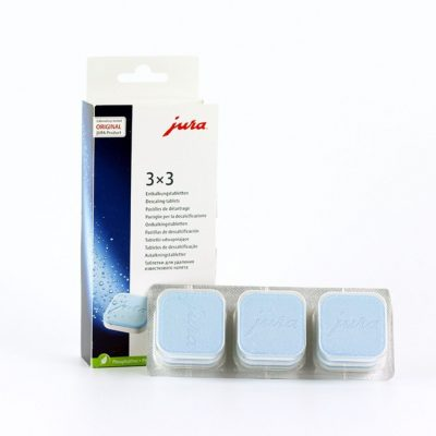 Jura Vízkőtelenítő tabletta (3x3 db)