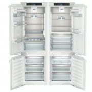 Liebherr IXCC 5165 Beépíthető side-by-side hűtőszekrény, bútorlap nélkül