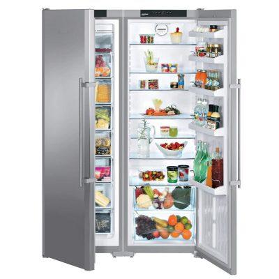 Liebherr SBSesf 7212 Side-by-side hűtőszekrény