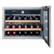 Liebherr WKEes 553 Beépíthető borhűtő, bútorlap nélkül