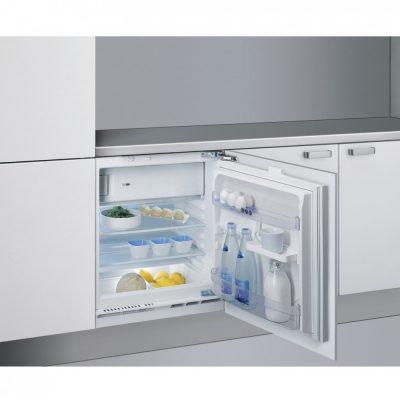 Whirlpool ARG 913/A+ Beépíthető egyajtós  hűtőszekrény fagyasztóval