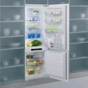 Whirlpool ART 459/A+/NF/1 Beépíthető Alulfagyasztós hűtőszekrény