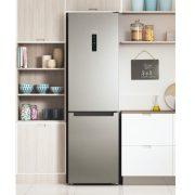 Indesit INFC8 TT33X  Alulfagyasztós hűtőszekrény