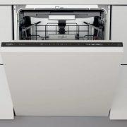 Whirlpool WIF 5O41 PLEGTS Beépíthető mosogatógép, bútorlap nélkül