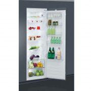 Whirlpool ARG 180701 Beépíthető Egyajtós hűtőszekrény, bútorlap nélkül