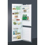 Whirlpool ART 66102 Beépíthető Alulfagyasztós hűtőszekrény, bútorlap nélkül