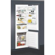 Whirlpool ART 6711 SF2 Beépíthető Alulfagyasztós hűtőszekrény, bútorlap nélkül