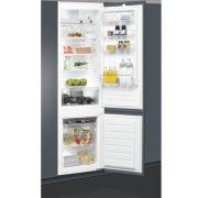 Whirlpool ART 96101 Beépíthető Alulfagyasztós hűtőszekrény, bútorlap nélkül