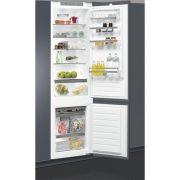 Whirlpool ART 9811 SF2 Beépíthető Alulfagyasztós hűtőszekrény, bútorlap nélkül