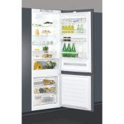 Whirlpool SP40 801 EU 1 Beépíthető Alulfagyasztós hűtőszekrény, bútorlap nélkül
