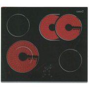 Cata TCDO 604 BV  Kerámia főzőlap