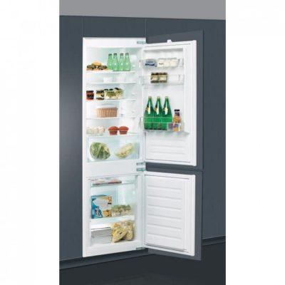 Whirlpool ART 6501 A+ Beépíthető Alulfagyasztós hűtőszekrény
