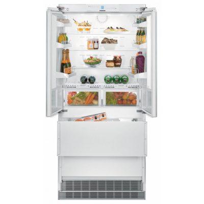 Liebherr ECBN 6256 Beépíthető alul fagyasztós hűtőszekrény, bútorlap nélkül