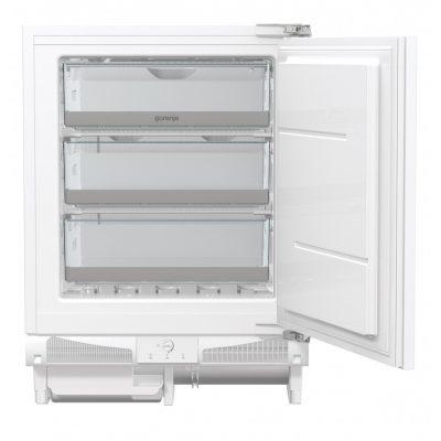 Gorenje FIU6092AW Fagyasztószekrény, bútorlap nélkül