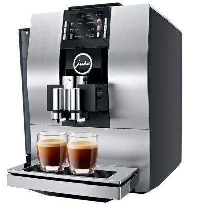 Jura IMPRESSA Z6 Aluminium Őrlőműves automata kávéfőző