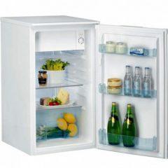 Egyajtós hűtőszekrény fagyasztóval raktárról
