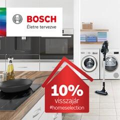 A vételár 10%-át visszautalja a Bosch