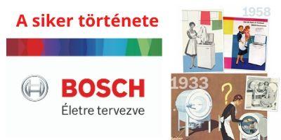 bosch cégtörténet