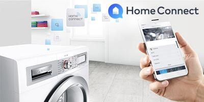 Okos háztartás   Távolról irányítható készülékek   Home Connect