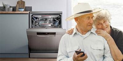 mosogatógép időseknek