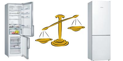 Bosch hűtőszerkények közötti különbségek